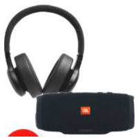 JBL Live 500 Bluetooth Headphones or Speaker