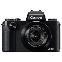 Canon PowerShot G5X Digital Camera