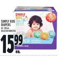 Simply Kids Diapers
