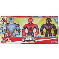 Playskool Heroes Mega Mighties Marvel Super Hero Adventures Web Warriors