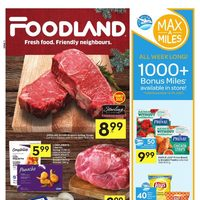 Foodland - Weekly - Home Sweet Holidays Flyer