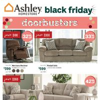 Ashley HomeStore - Black Friday Sale Flyer