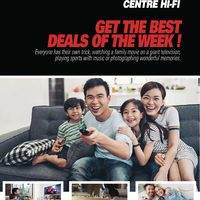 Centre HIFI - Weekly Deals Flyer
