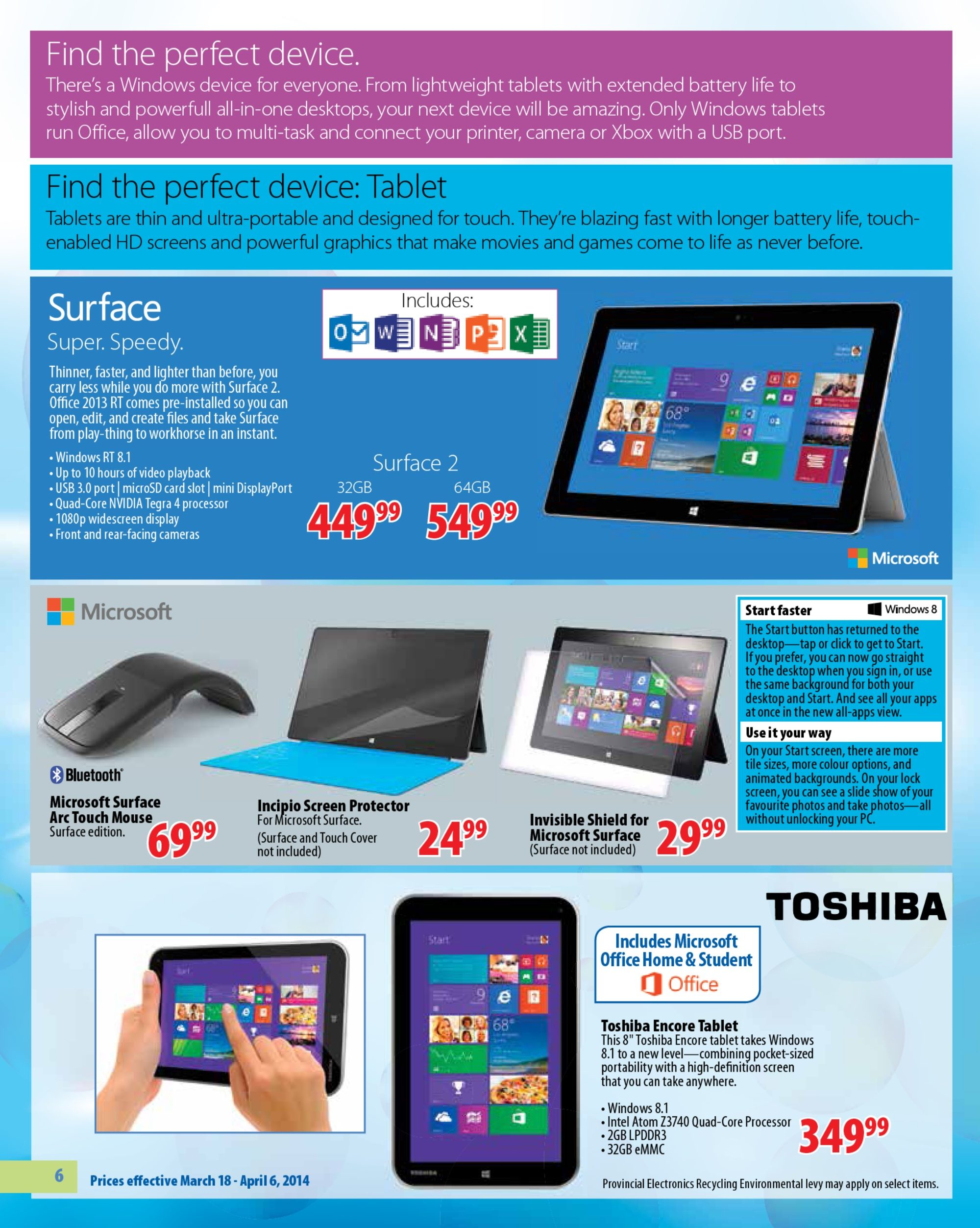 London Drugs Weekly Flyer - Computer Event Catalogue - Mar 18 – Apr ...