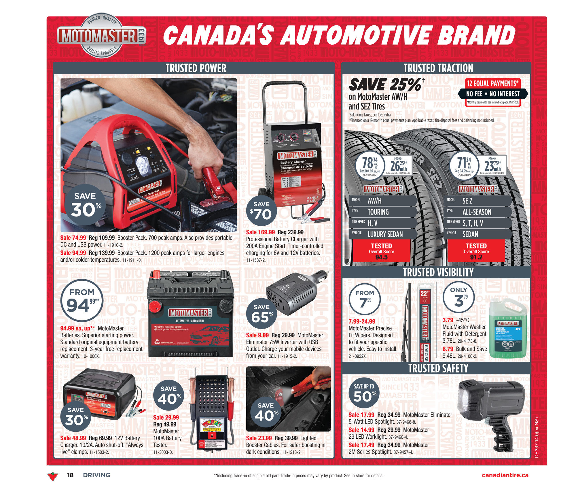 Canadian Tire Weekly Flyer Weekly Flyer Sep 5 11