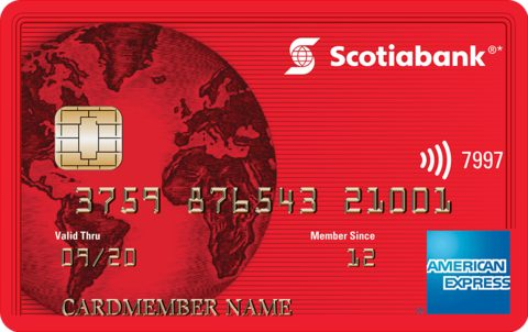 Scotiabank®* American Express® Card