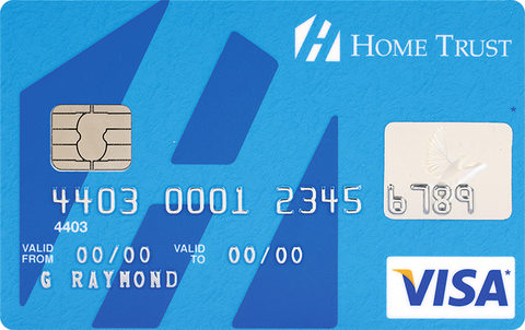 Home Trust Secured Visa® Card