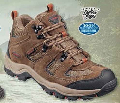 3f9762da76c Bass Pro Shops: RedHead Caliber Waterproof Hikers for Men or Women ...