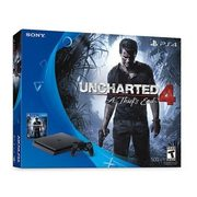PS4 500GB Uncharted 4: A Thief's End Bundle - $349.99