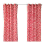 Nunnerört Curtains - $23.99