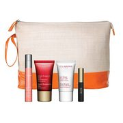 Hudson's Bay: FREE 5-Piece Clarins Gift Set with Any $85+ Clarins Purchase + Bonus Gift With $115+ Purchase!
