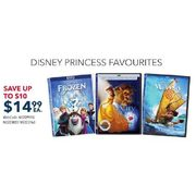 Select Disney Movies - $14.99 (Up to $10.00 off)
