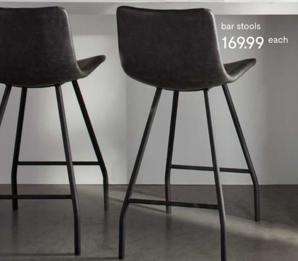 Tremendous Bouclair Bar Stools Redflagdeals Com Gmtry Best Dining Table And Chair Ideas Images Gmtryco