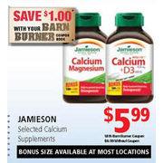 jamieson calcium coupons