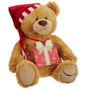 Amazon.ca: Get a FREE Holiday Teddy Bear with a $100.00 Gift Card (Prime Only)