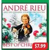 Andre Rieu - Best Of Christmas  - $7.99