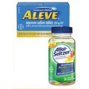 Aleve 200mg Alka-Seltzer Heartburn Relief Chews - $4.99
