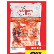 Anchor's Bay Cooked Shrimp - $9.88 ($4.10 off)