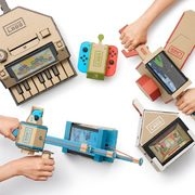 Best Buy: Nintendo Labo Toy-Con Kits Available for Pre-Order Now