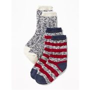 2-pack Marled Boot Socks For Toddler & Baby - $7.00 ($0.94 Off)