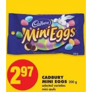 Cadbury Mini Eggs - $2.97