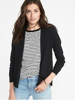 2ee195e3f Old Navy Short Open-front Sweater For Women - $15.00 ($14.94 Off) Short Open -front Sweater For Women