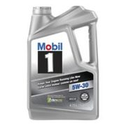 Mobil 1 Synthetic Engine Oil, 4.73 L - $29.99 ($27.00 Off)