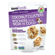 Inno Foods Organic Coconut Clusters - $2.50 off