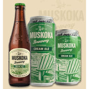 Muskoka Cream Ale - $46.95 ($5.00 Off)