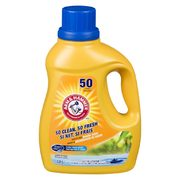 Arm & Hammer Liquid Laundry Detergent, Fleecy Liquid Fabric Softener or Sheets - $4.99
