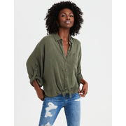 Ae Ahhmazingly Soft Button-down Shirt - $19.99 ($29.96 Off)