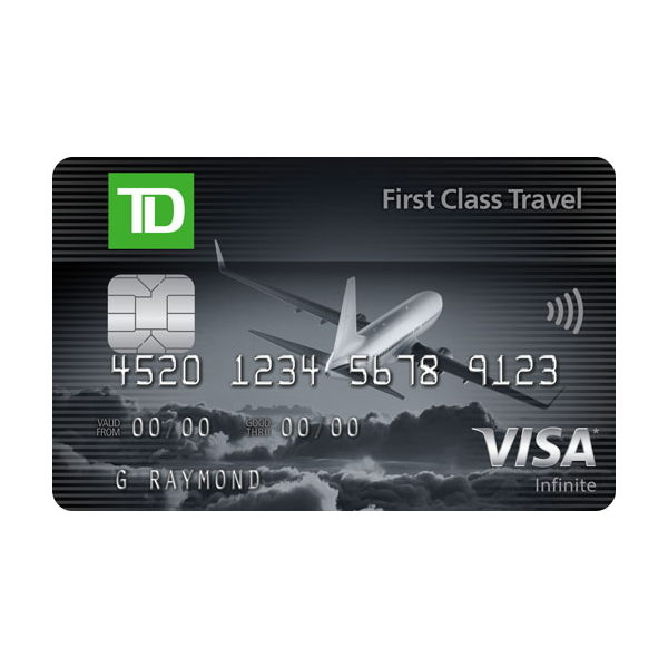Earn up to 90,000 TD Reward Points (a Travel Value of $450