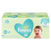 Pampers or Huggies 12x Wipes or Enfagrow - $19.99