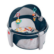 Fisher-Price On-The-Go Baby Dome - $49.97 (50% off)