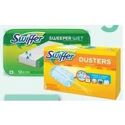 Swiffer Duster Kit, Cloths or Cleaning Solution - $5.99