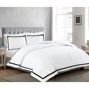 3-Pc. Hotel Collection Queen Comforter Set - $79.00