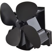 Power Fist 4-Blade Heat-Powered Stove Chimney Fan - $79.99