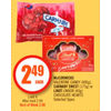 Mccormicks Valentine Candy, Carnaby Sweet Or Lindt Lindor Chocolate Hearts - $2.49