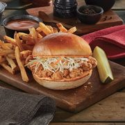 Swiss Chalet: Swiss Chalet's New Crispy Chicken Sandwich is Now Available