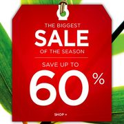 Fruits & Passion Biggest Sale of The Season - Save Up to 60%