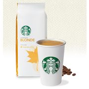 Starbucks: Free Tall Starbucks Blonde Coffee (Coupon Required)